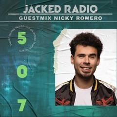 Afrojack Presents JACKED Radio - 507 (Guestmix Nicky Romero)
