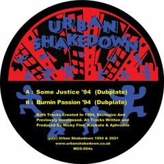 2. Urban Shakedown - Burnin Passion (94 Dubplate Mix) - MCG004 - 192mp3 clip