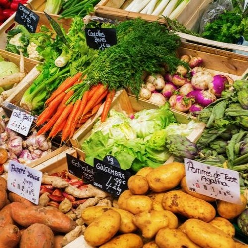 PLACE Podcast Episode 1: Covid-19 and the Food System