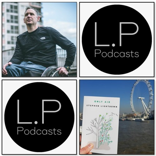 Ep.125: Stephen Lightbown (transcript available)