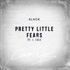 6LACK - Pretty Little Fears ft J. Cole (Cocopuffs Remix)