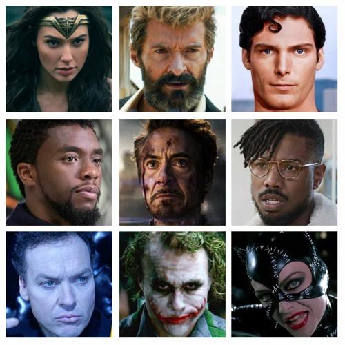 Superhero Pantheon: Top 10 Favorite Performances