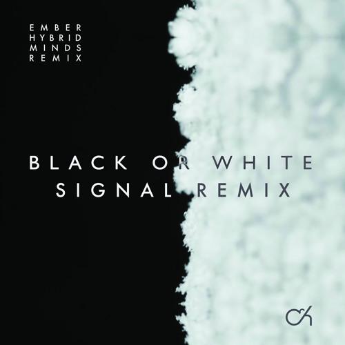 Black or White (feat. Tasha Baxter) (IMANU/Signal Remix)