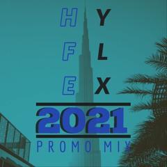 2021 Promo Mix