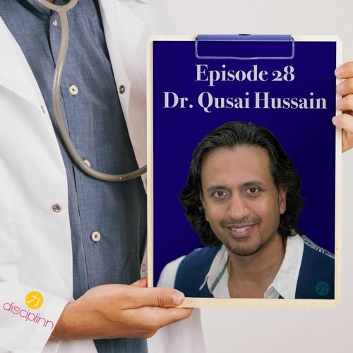 E28 | Dr. Qusai Hussain | Mental Health Expert | Psychologist | Lawyer | Tech Entrepreneur