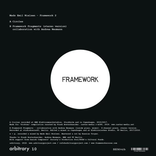 Mads Emil Nielsen + Andrea Neumann: Framework Fragments (arbitrary10)