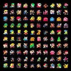8 - Bit theme Vibe