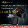 Do Not Be Afraid ('Christian Hymn' Piano Accompaniment) [Professional Karaoke Backing Track]
