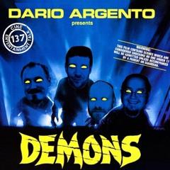 Folge 137 - Dämonen-Franchise (Dario Argento, Lamberto Bava, Michele Soavi)