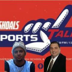 Shoals Sports Talk October 25th 2021