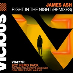 James Ash - Right In The Night (TJIG Remix)