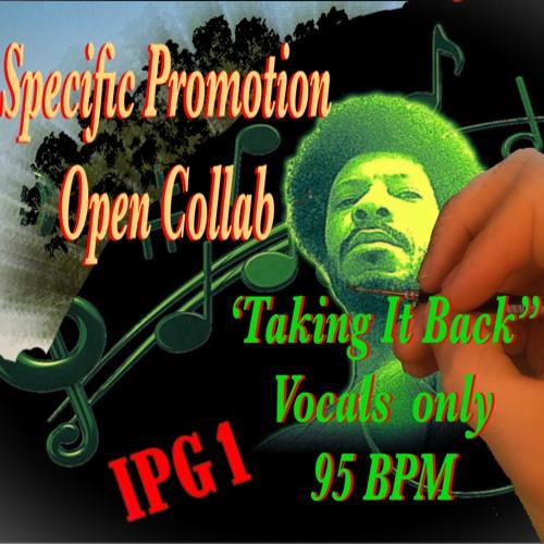 Taking It Back Vocals 95 BPM