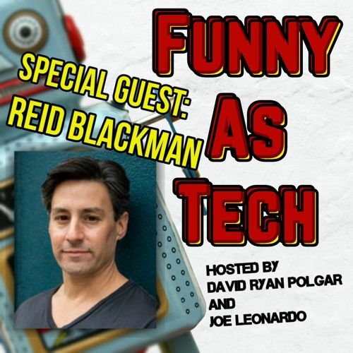 Tech Ethics! Talking w/ ethicist Reid Blackman