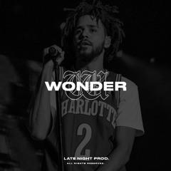 WONDER - J. Cole x Travis Scott x Migos Type Beat 2021