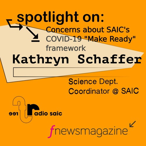 Spotlight On: Kathryn Schaffer