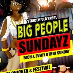 DJ ROY X PLATINUM SOUND @BIG PEOPLE SUNDAYZ FL. 14.3.21 [LIVE AUDIO]