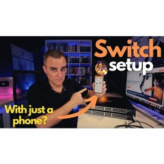 #319: Can you configure networks with a phone? Includes FREE courses // Aruba switch initial setup