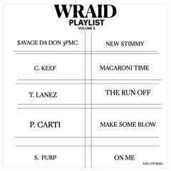 vol 5 Wraid Playlist