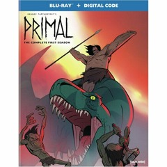 GENNDY TARTAKOVSKY'S PRIMAL: The Complete First Season (PETER CANAVESE) 6/3/21 (CELLULOID DREAMS)