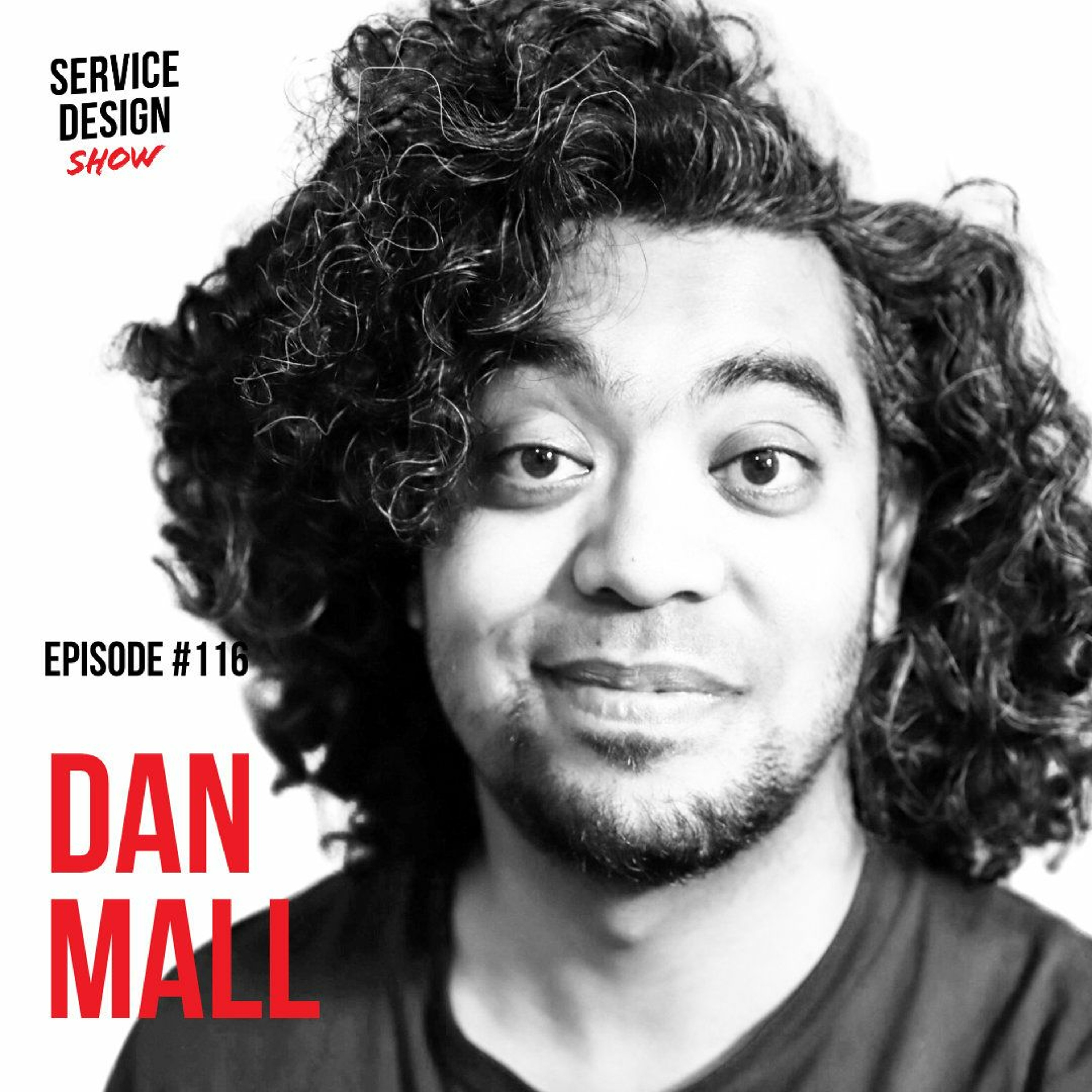 Exploring design systems for services / Dan Mall / Episode #116