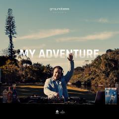 GroundBass Live - My Adventure (100% Autoral)