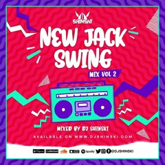 New Jack Swing Soul Love Mix Vol 2 [Tevin Campbell, Bobby Brown, SWV, TLC, Keith Sweat, Soul 4 Real]
