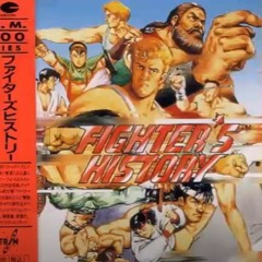 Fighters History Mizoguchis - Theme - Arcade Ver