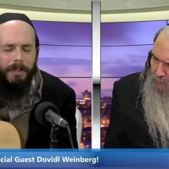 Soulful Torah Emuna Class Q/A hosted by Rav Shalom Arush # 16 with Special Guest Dovidl Weinberg!