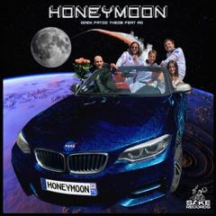 PREMIERE: Oden & Fatzo & THEOS - Honeymoon ft. Ao [Sake Records]