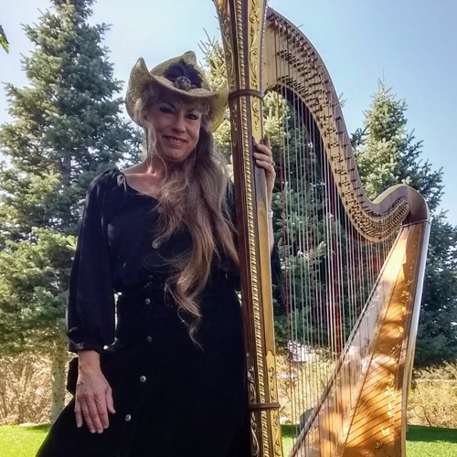 Just a Kiss, arr for Harp by Mishelle Renee