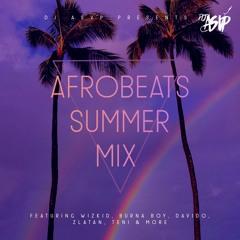 AFROBEATS SUMMER MIX 2020 | Ft. Wizkid, Burna Boy, Davido, Zlatan, Teni & More