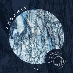 • Crescent Textures #40 • Aksamit (Vinyl Set)