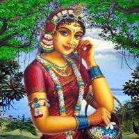 ISKCON Naperville Sunday Feast - Special Talk On Radharani's Devotion, Aug 2020, Naperville