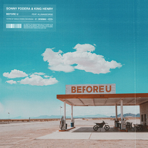 Before U by Sonny Fodera