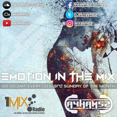 Ayham52 - Emotion In The Mix EP.165 (19-09-2021) [As Aired on 1Mix Radio]