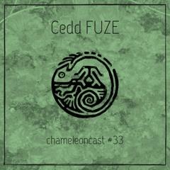 chameleon #33  Cedd FUZE -  The Scintillation