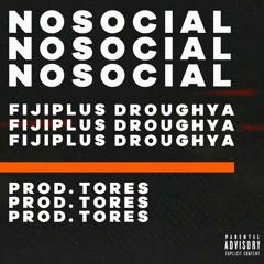 no social (feat. droughya) [prod. Tores]