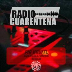 Radio Cuarentena №023 w/ Pia Kauitl