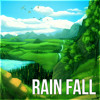 Rain with Soothing Flute Music
