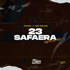 23 (William Garezz Safaera Hype Intro)   FREE   LEER DESCRIPCIÓN