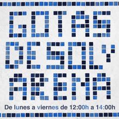 Podcast GOTAS D Sol Y Arena  DAVID MORENO  13 - 10 - 2021