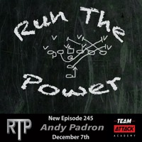 Andy Padron - Coaching an Explosive Offense Ep. 245