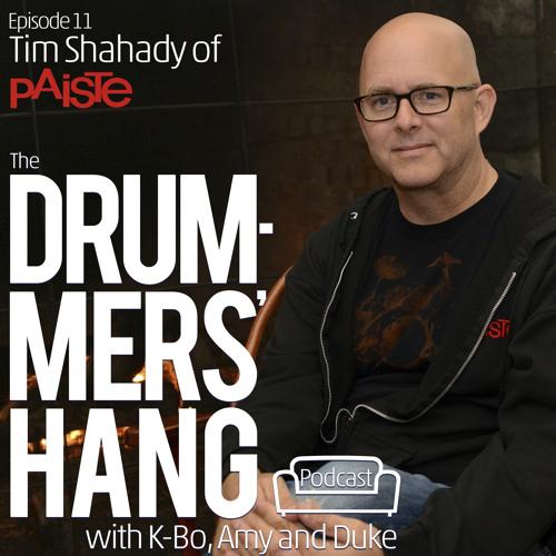 Paiste's Tim Shahady - Drummers' Hang Ep.11