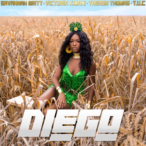 Diego (feat. R. City, T.U.C & Victoria Kimani)