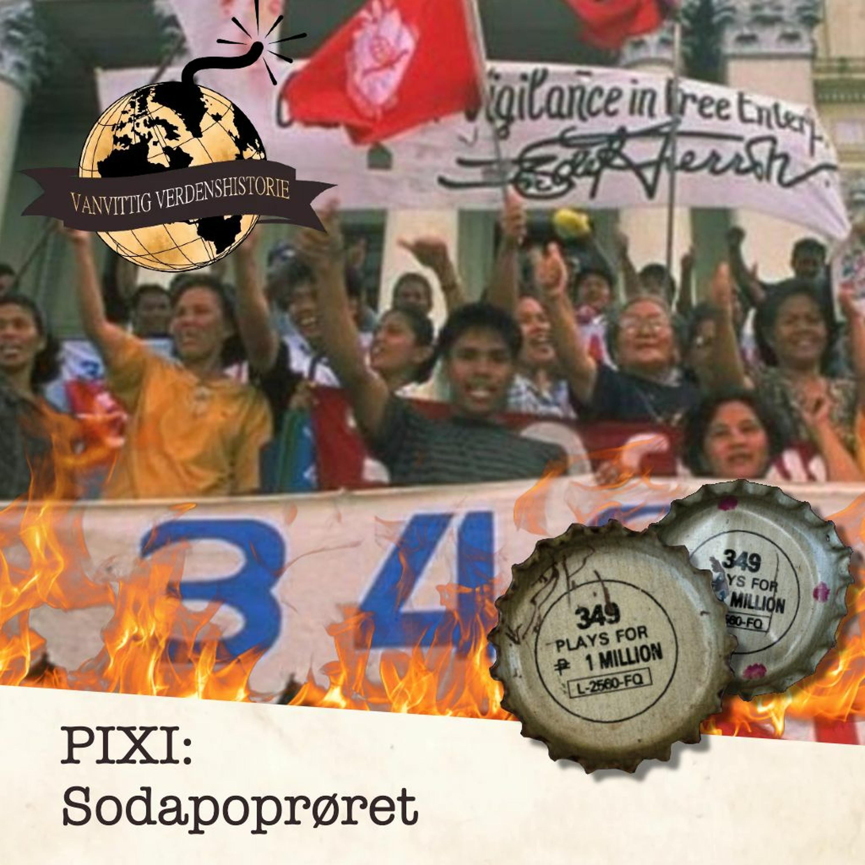 PIXI: Sodapoprøret