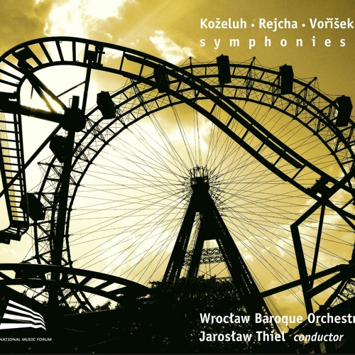 ACD148-Bohemian symphonists in Vienna