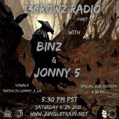 13Crowz Radio #067 - 5.29.2021