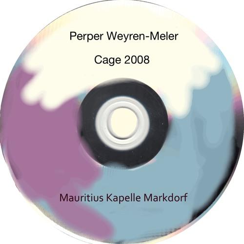 Cage 2008 - Perper Weyren-Meler(Ausschnitt)
