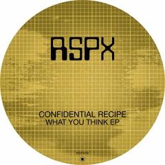 Confidential Recipe - Body (Detroit Feelings Mix)