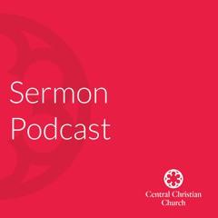 September 19, 2021 - Rev. David Shirey Sermon